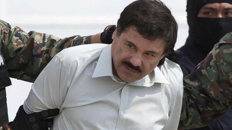 Joaquin Guzman, surnommé «El Chapo», était le narcotrafiquant le plus recherché avant son arrestation, en février 2014.