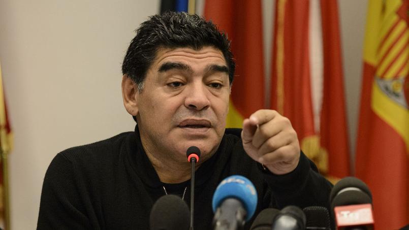 Diego Maradona dénonce le mauvais rendement de Lionel Messi sous le maillot argentin.