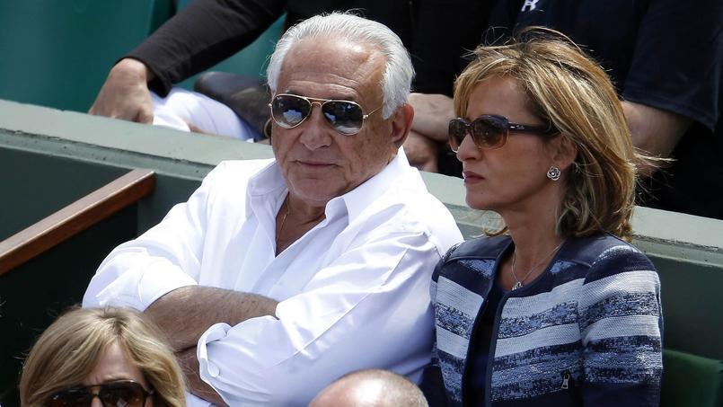 Dominique Strauss-Kahn, abncien ministre et ancien directeur du FMI