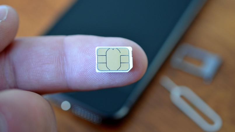 Une carte nano SIM (photo Simon Yeo, Flickr)