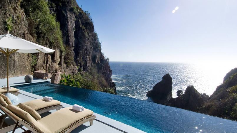 les plus belles piscines d'hôtels du monde