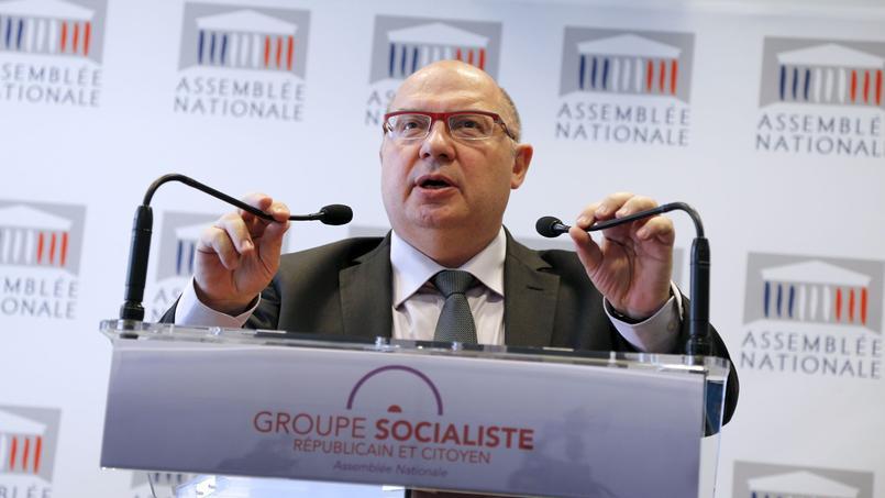 Le député socialiste de l'Isère François Brottes