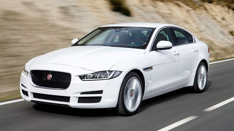 jaguar xe r sport un petit fauve en embuscade. Black Bedroom Furniture Sets. Home Design Ideas