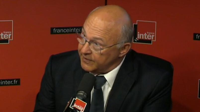 Michel Sapin à France Inter - 14 août 2015