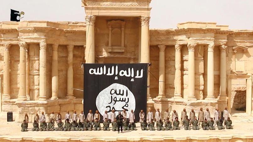 En mai dernier, Palmyre tombait aux mains de Daech.