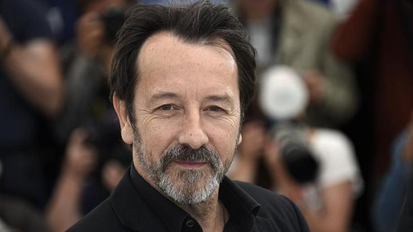 Jean-Hugues Anglade doit assurer dès mardi 25 août la présidence du festival du film francophone d'Angoulême.