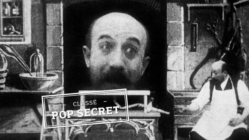 L'Homme à la tête de caoutchouc, de George Méliès (1902) utilisait déjà des effets spéciaux.