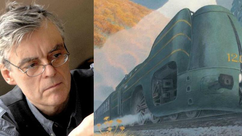 Le dessinateur belge François Schuiten a consacré dix ans au projet du Train World, qu'il qualifie d' «opéra ferroviaire».