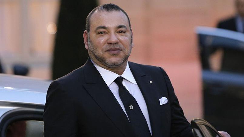 Mohamed VI, Roi du Maroc Crédits photo: Christophe Ena/AP