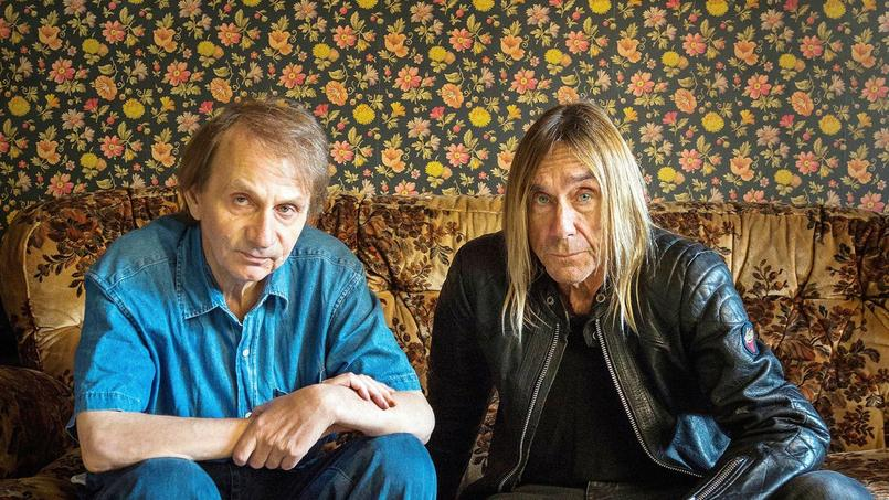 michel houellebecq iggy pop le rock et moi. Black Bedroom Furniture Sets. Home Design Ideas