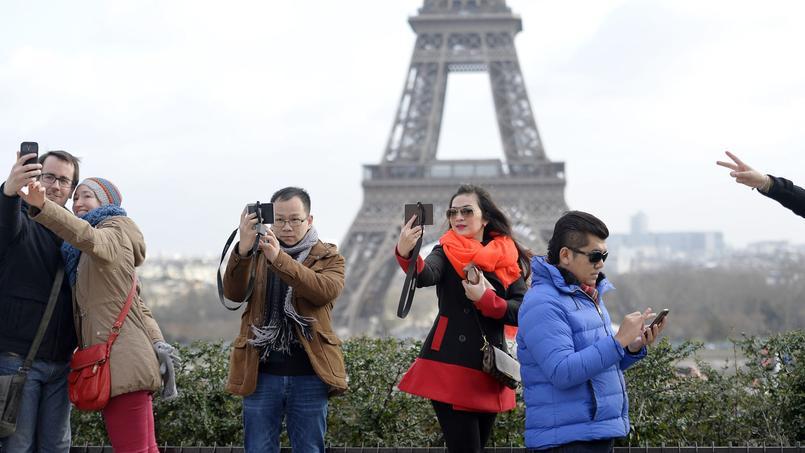 Le nombre d'arrivées hotelières a diminué de 1,8% à Paris, lors du premier semestre de l'année 2015.