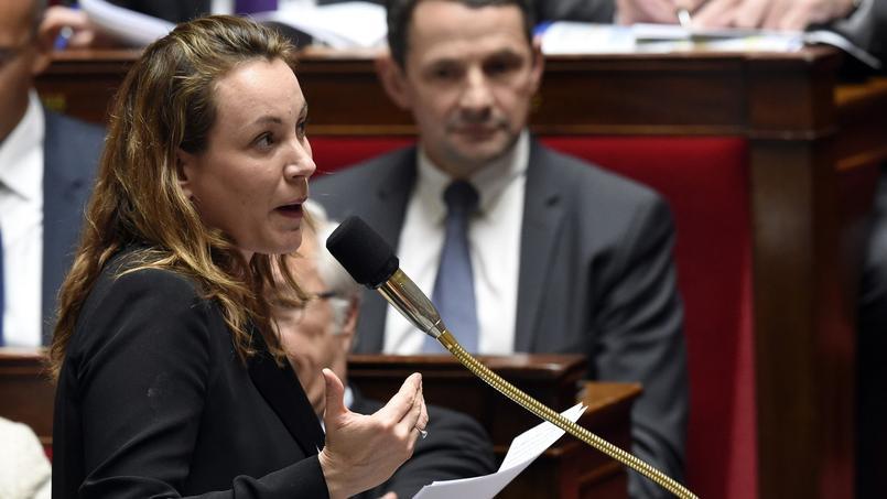 La secrétaire d'État au numérique Axelle Lemaire veut créer un «service public de la donnée».