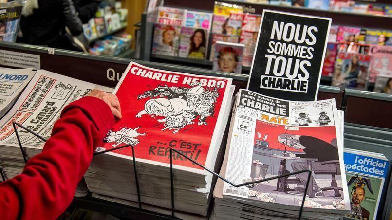 Affaire Chaunu : Le dessin de presse après Charlie