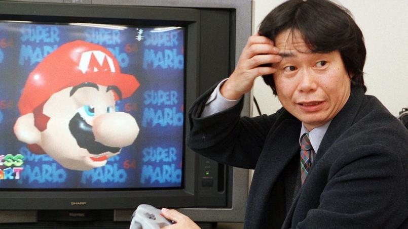 Shigeru Miyamoto est le créateur du personnage emblématique de Nintendo, l'entreprise japonaise dont il est le coprésident.