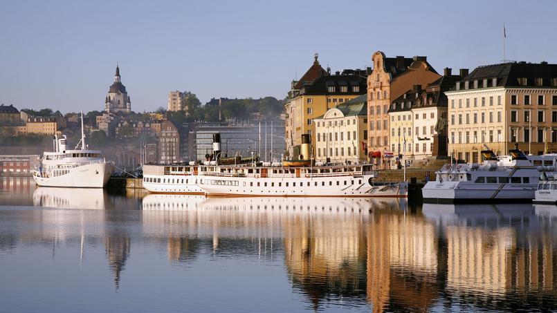 Stockholm .(Ola Ericson)