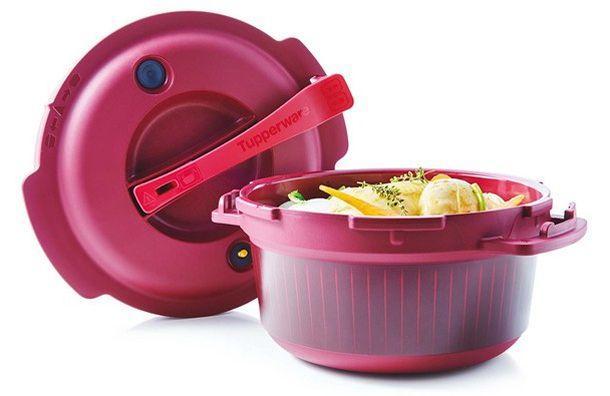 Tupperware lance le premier autocuiseur pour micro ondes - Tupperware cuit vapeur ...