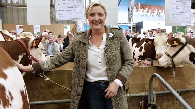 Une victoire de Marine Le Pen donnerait au FN la présidence de sa première région.