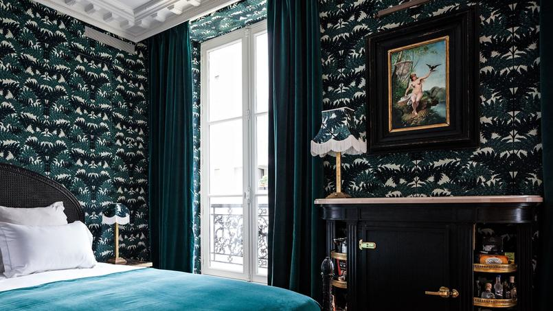 l 39 h tel providence nouveau lieu branch de l 39 est parisien. Black Bedroom Furniture Sets. Home Design Ideas