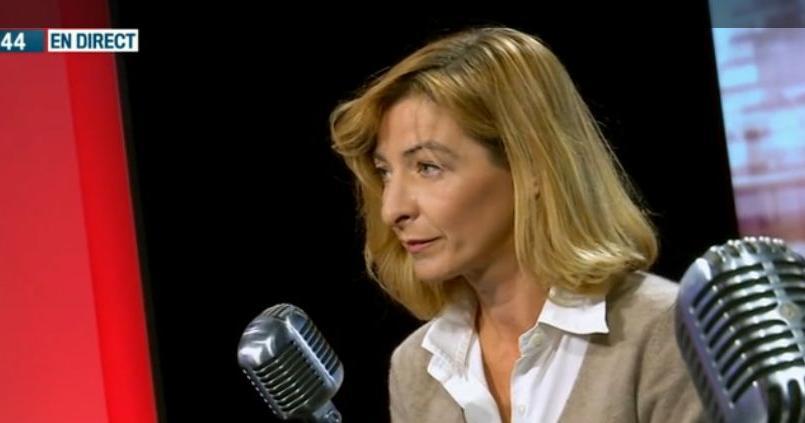 Céline Pina chez Bourdin - RMC, 15 septembre 2015