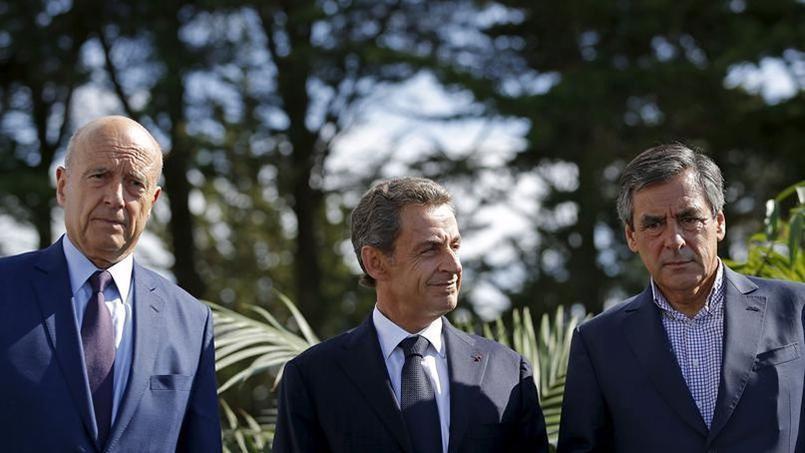 Alain Juppé, Nicolas Sarkozy et François Fillon veulent tous les trois supprimer les 35 heures.