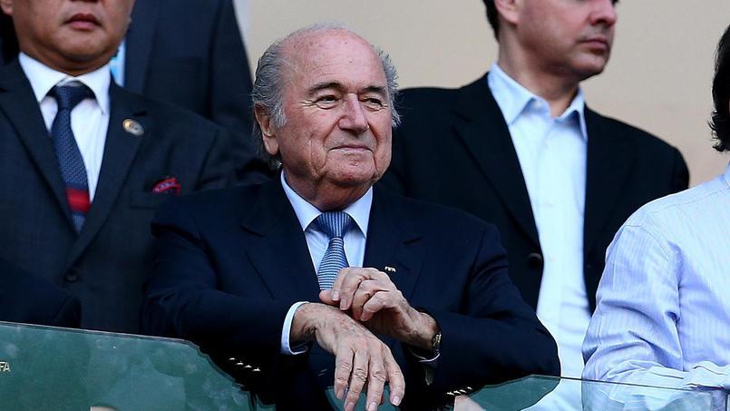 Journalisme, légende, joueur amateur: cinq choses à savoir sur Blatter