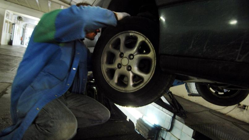 L'entretien représentait 27% du budget auto des Français en 2013, selon l'Insee.