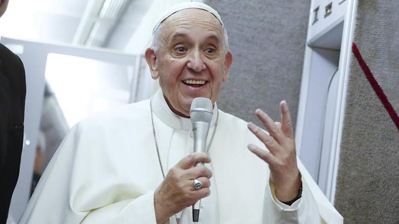 Le pape François sortira en novembre son premier album, Wake Up!.