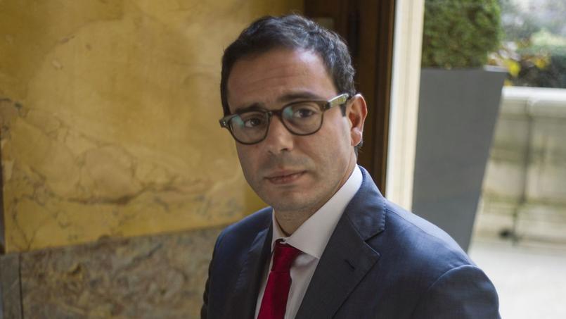 Le député PS de Seine-Saint-Denis Razzy Hammadi.