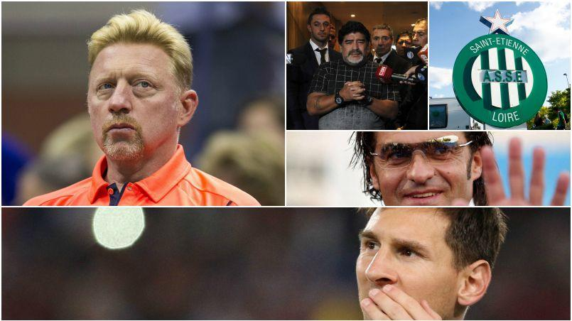 Les scandales des fraudes au fisc chez les sportifs