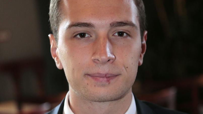 Jordan Bardella, futur président de «Banlieues Patriotes».