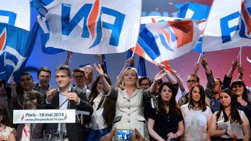 Vote FN : le péril jeune