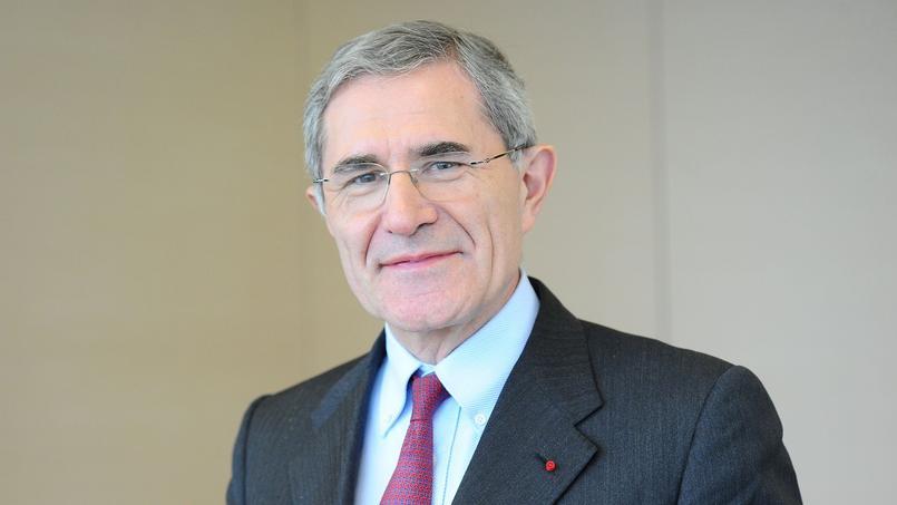 Gérard Mestrallet, PDG d'Engie.