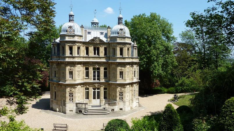 Замок Монте Кристо