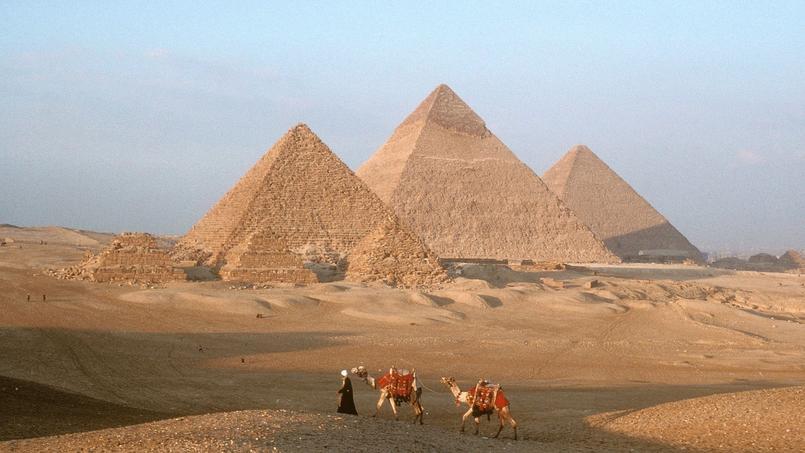 Le nouveau projet égypto-International ScanPyramids est destiné à percer le mystère de la construction des pyramides.