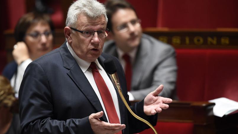 Christian Eckert, secrétaire d'État au Budget