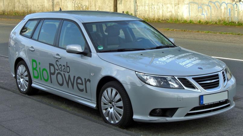 La publicité du véhicule Saab 9-3 BioPower est jugée «trompeuse» par la justice.