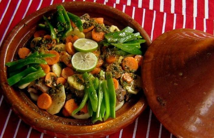 ClipXaab  Fine lalla le fast food marocain à paris