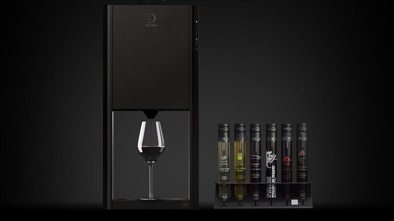 D-Vine, la machine Nespresso du vin
