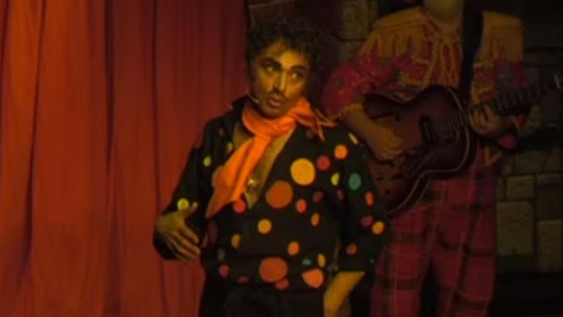 David Rochline était notamment à l'affiche du film «Opium» d'Arielle Dombasle en 2013.