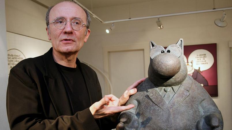 Au cours d'un entretien avec la revue Moustique, Philippe Geluck a déclaré qu'il n'irait plus voir ce qui est écrit sur lui sur internet.