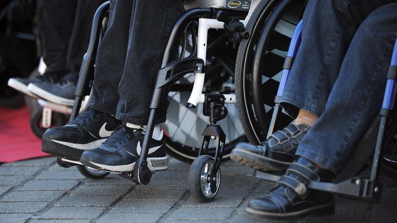 Plus d'un million de personnes en France touchent l'allocation adulte handicapé.