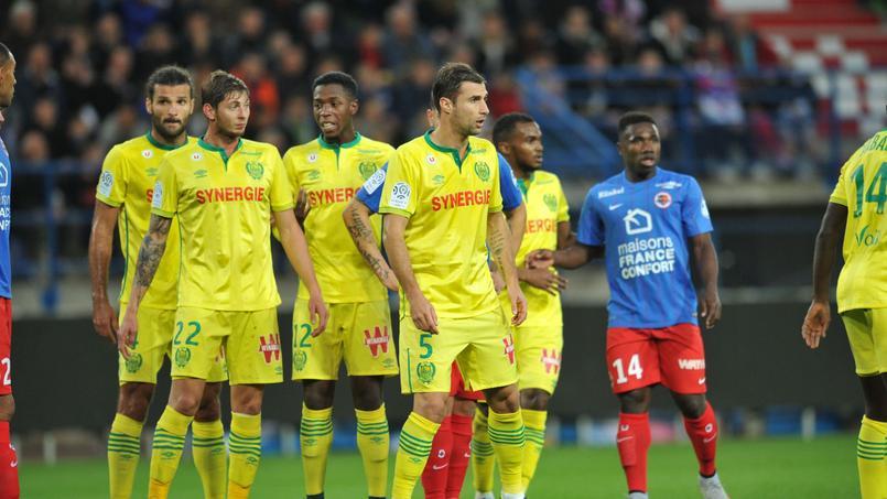 Les joueurs du FC Nantes ont joué avec des gélules équipées de capteurs électroniques dans leur organismes.