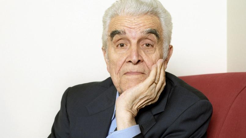René Girard en 2006.