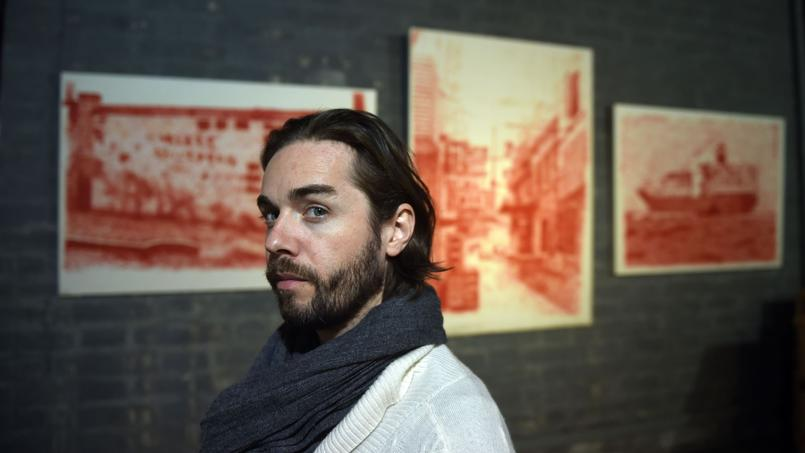 Un Nantais du nom d'Alexandre Ouairy, s'est fait passer pour un artiste chinois pour augmenter ses ventes en Chine.