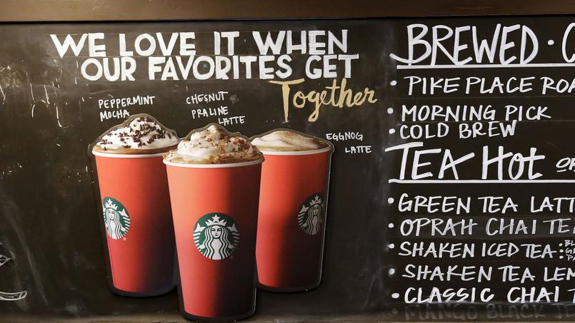 La guerre de Noël de Starbucks