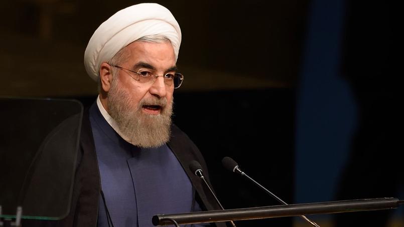 Le président iranien Hassan Rohani est attendu à Paris les 16 et 17 novembre 2015.