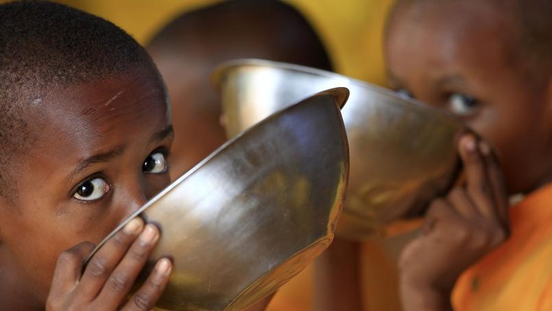 L'application «Share the meal» vise à offrir des repas aux enfants du monde entier