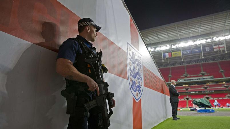 Angleterre-France : comment la sécurité a été renforcée