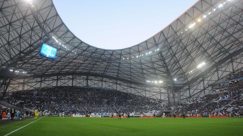 Le Stade Vélodrome, meilleur stade de France selont le magazine Four Four Two.