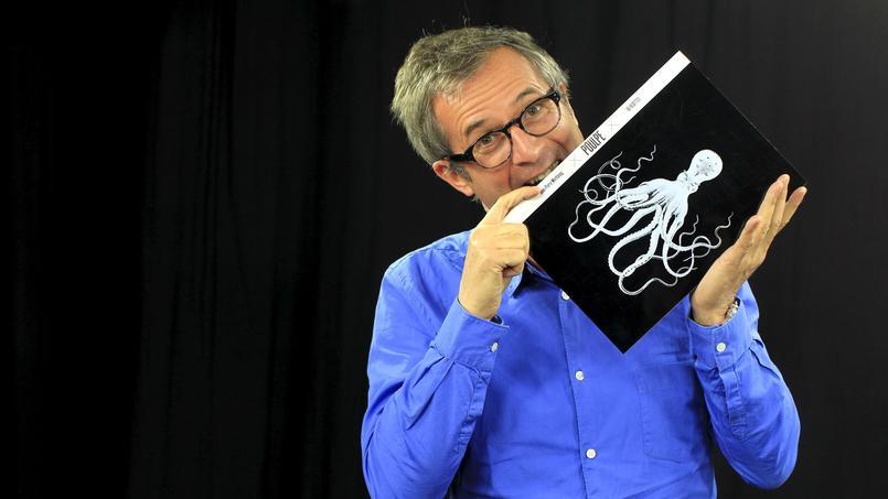 Jean-Pierre Montanay, auteur de «Poulpe», classé meilleur ouvrage gastronomique.